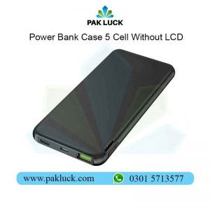 Power Bank Case 5 Cell Without LCD
