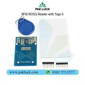 RFID RC522 Reader with Tags