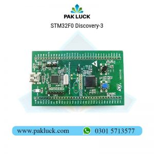 stm32f0 discovery